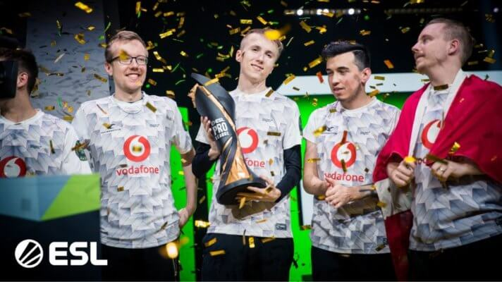 MOUSESPORTS BECAME THE CHAMPION OF ESL PRO LEAGUE SEASON 10!