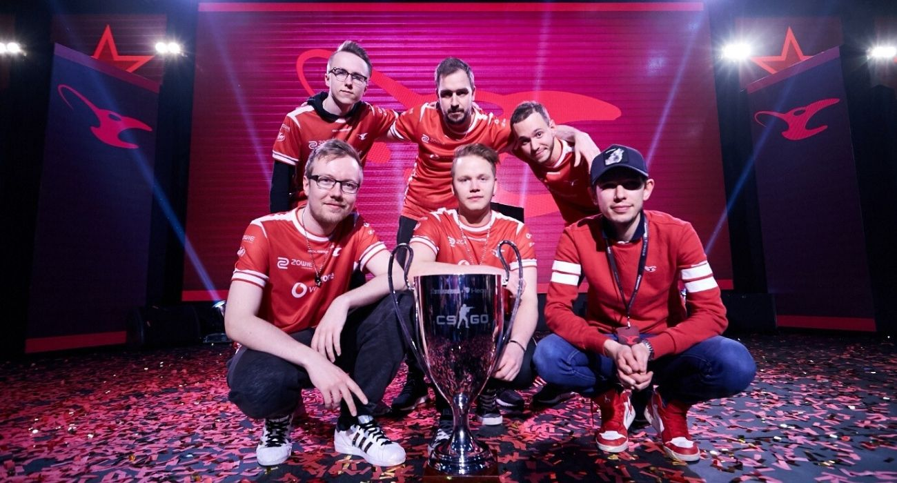 Mousesports Wants Astralis' Throne!