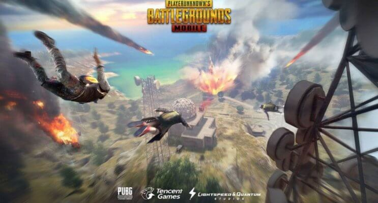 PUBG Mobile Celebrates 600 Million Game Downloads